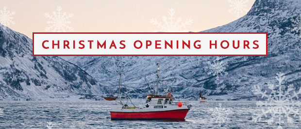 Long John's Christmas Opening Hours