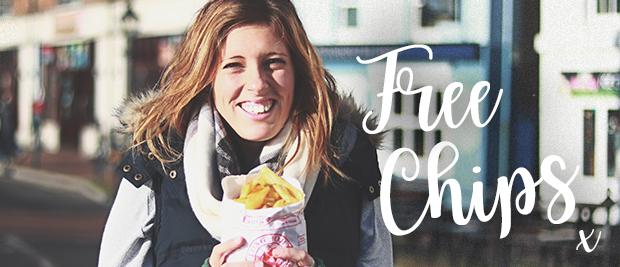 Free Chips Voucher!