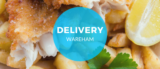 Fish and Chips Delivery - Wareham Shop