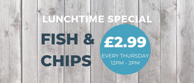 New Lunchtime Special